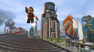 скриншот Lego Marvel Superheroes 2 (PS4) #6