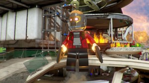 скриншот Lego Marvel Superheroes 2 (PS4) #5