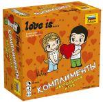 Настольная игра Звезда 'Love is… Комплименты' (8958)