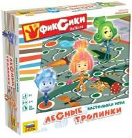 Настольная  игра Звезда 'Фиксики. Лесные тропинки' (8932)