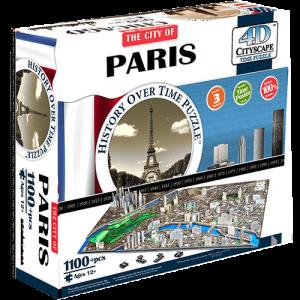 Объемный пазл 'Париж, Франция'