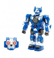 Робот Play Smart 'Линк' на радиоуправлении синий (9550)