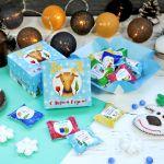 Подарок Шоколадный куб 'С Новым Годом'