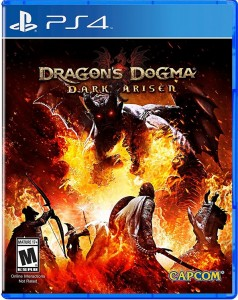 игра Dragons Dogma Dark Arisen (PS4)