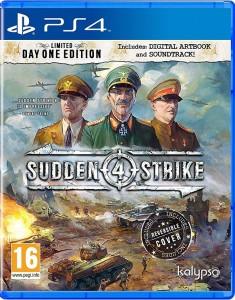 игра Sudden Strike 4 (PS4)