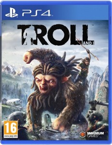 игра Troll and I PS4