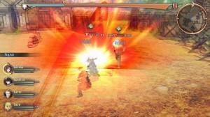 скриншот Valkyria Revolution PS4 #11