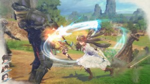 скриншот Valkyria Revolution PS4 #10