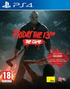 игра Friday the 13th PS4 - Русская версия