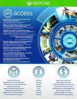 EA Access подписка для Xbox One 12 Месяцев EU\RU