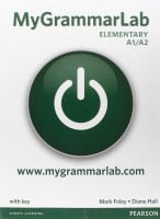 Книга MyGrammarLab Elementary with Key and MyLab Pack
