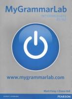 Книга MyGrammarLab Intermediate without Key and MyLab Pack