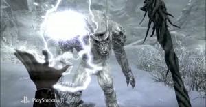 скриншот The Elder Scrolls 5: Skyrim VR PS4 (русская версия) #3