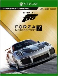 игра Forza Motorsport 7 Xbox One