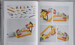 фото страниц Большая книга идей Lego Technic. Машины и механизмы #5