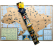 Подарок Скретч-карта Украины My Native Map
