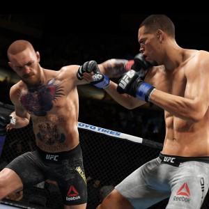 скриншот UFC 3 PS4 - Русская версия #7