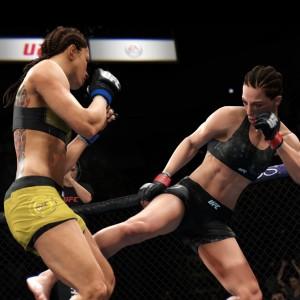 скриншот UFC 3 PS4 - Русская версия #6