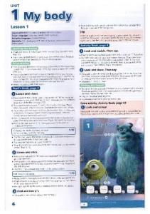 фото страниц New English Adventure Starter A Teacher's Book #2