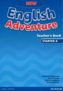 Книга New English Adventure Starter A Teacher's Book