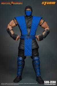 фигурка Фигурка Storm Collectibles 'Саб-Зиро из игры Mortal Kombat' (SC0002)
