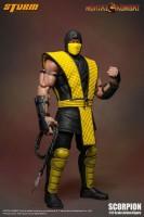 фигурка Фигурка Storm Collectibles 'Скорпион из игры Mortal Kombat' (SC0001)
