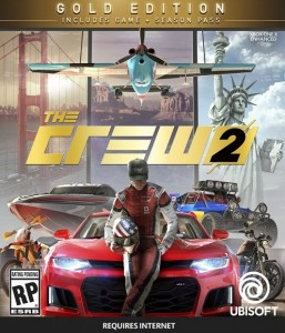 Игра Ключ для The Crew 2: Gold Edition