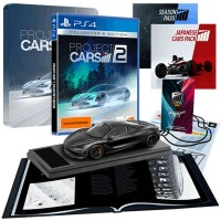 игра Project Cars 2. Collector's Edition PS4 - Русская версия