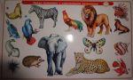 фото Набор карточек к электровикторине 'Детям о животных' (2154) #5