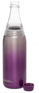 фото Термобутылка Aladdin Fresco Twist&Go 0,6л фиолетовая (6939236337199) #2