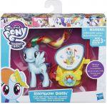 Игровой набор Hasbro My Little Pony Пони в карете 'Rainbow Dash' (B9159/B9835EU40)