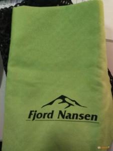 фото Походное полотенце Fjord Nansen Tramp Light М Herbal Green towel (00000007223) #4