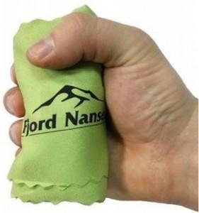 фото Походное полотенце Fjord Nansen Tramp Light М Herbal Green towel (00000007223) #2