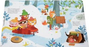 фото страниц Загадка Зимнего леса #3