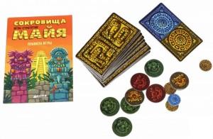 фото Игра. Сокровища майя #2