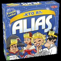Настольная игра Tactic 'Я... Элиас' (I am... Alias) (54529)