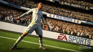 скриншот FIFA 18 Icon Edition PS4 - Русская версия #5