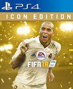 игра FIFA 18 Icon Edition PS4 - Русская версия