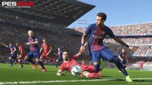 скриншот PES 2018 Premium Edition PS4 - Русская версия #2