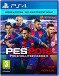 игра PES 2018 Premium Edition PS4 - Русская версия