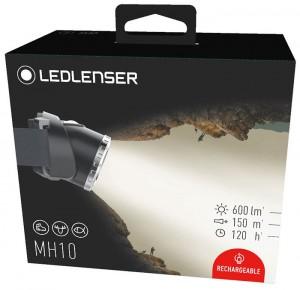фото Фонарь налобный LedLenser MH10 'Outdoor' заряжаемый (500856) #6