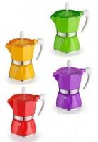Кофеварка гейзерная G.A.T. 'Bella Coloranda' на 6 чашек (103806)