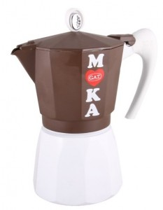 Кофеварка гейзерная G.A.T. 'Golosa' на 6 чашек (172106)