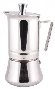 Кофеварка гейзерная G.A.T. 'Pratika' на 4 чашки (111004)