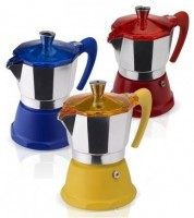Кофеварка гейзерная G.A.T. 'Fantasia' на 3 чашки (106003)