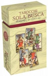фото страниц Таро 'Сола-Буска' #7