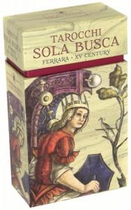фото страниц Таро 'Сола-Буска' #3