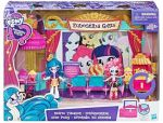 Игровой набор мини-кукол Hasbro My Little Pony Equestria Girls 'Кинотеатр' (C0409)