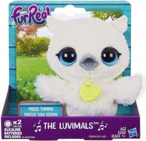 Интерактивная игрушка Hasbro furReal Friends Поющие зверята 'Baby Grand Owl' (C2173_C2289)