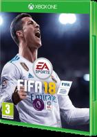 игра FIFA 18 XBOX ONE